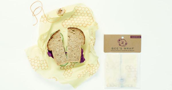Bee's wrap - Sandwich