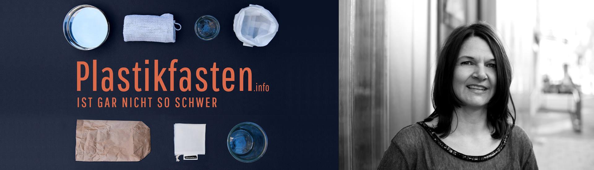 Plastikfasten - Banner