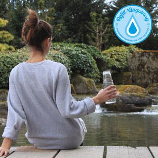Refill Augsburg - Gewinnspiel zum Weltwassertag am 22. März