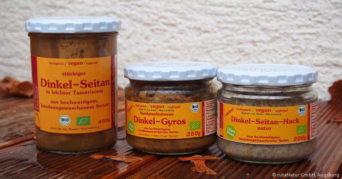 Seitani-Produkte