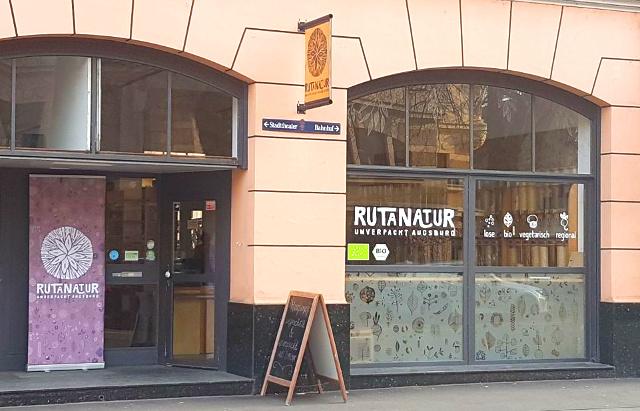 rutaNatur - Der verpackungsfreie Bioladen in Augsburg / Naturkostladen